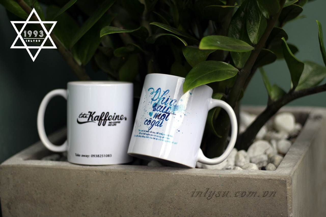 Đơn đặt hàng của quán Cà phê Kaffeine