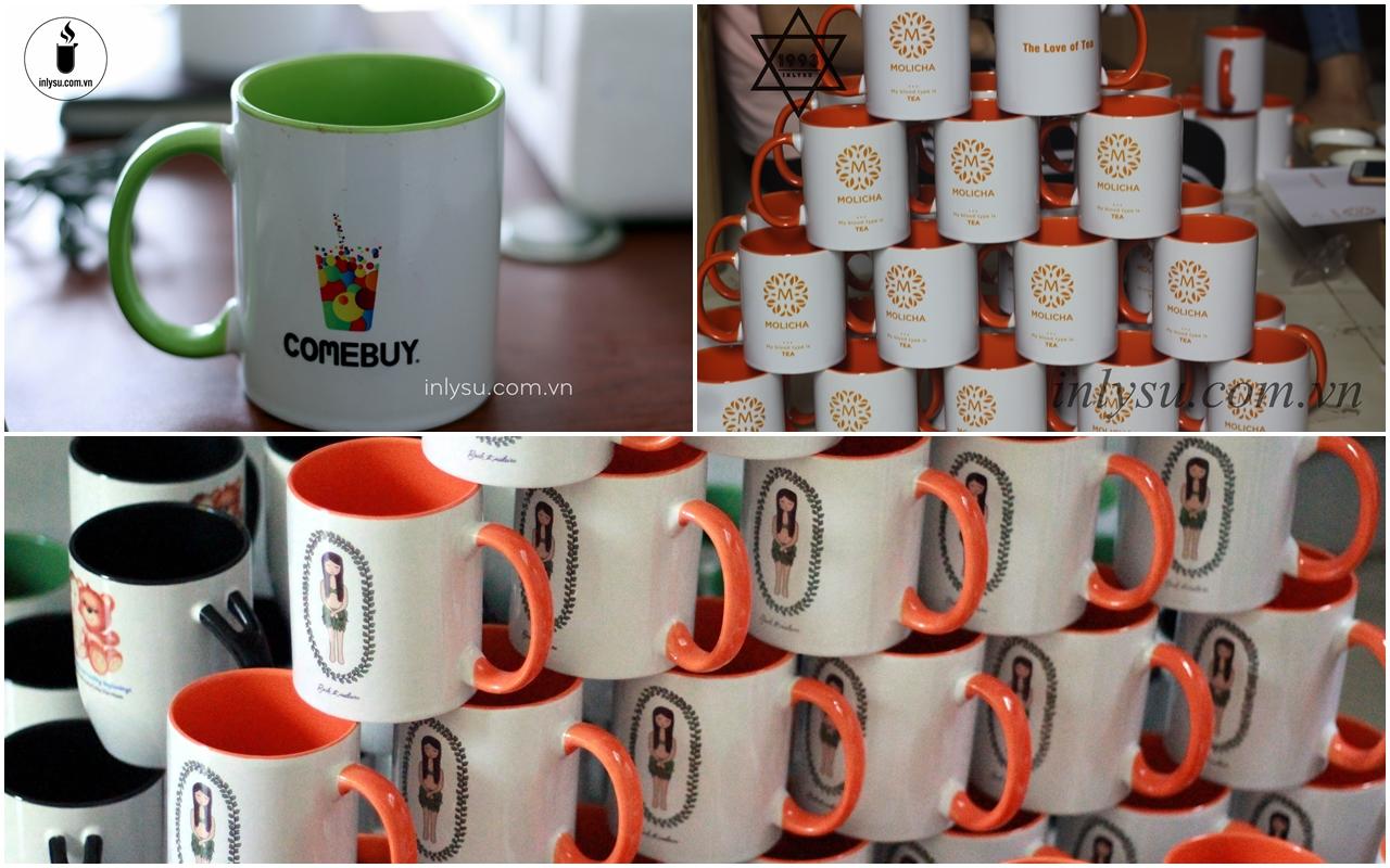 Rất nhiều công ty đã chọn ly sứ tại Xưởng in ly sứ Vinaly làm quà tặng khách hàng.