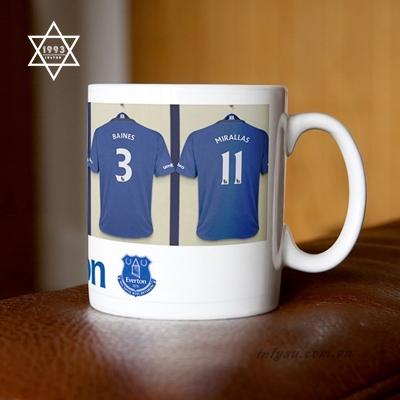 Hình ảnh đội bóng Everton mà mình yêu thích.