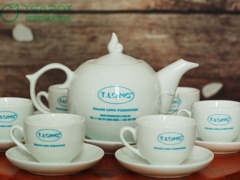 bảo quản gốm sức- Quà tặng bộ ấm trà
