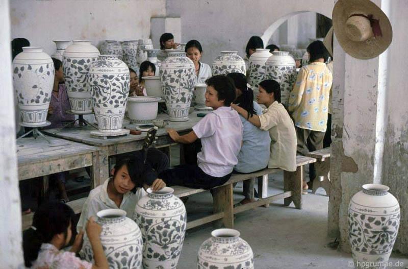 Các sản phẩm của gốm sứ Hải Dương có chất lượng, kiểu dáng và mẫu mã riêng mộc mạc, mang đậm bản sắc văn hóa của gốm sứ làng Cậy và gốm Chu Đậu